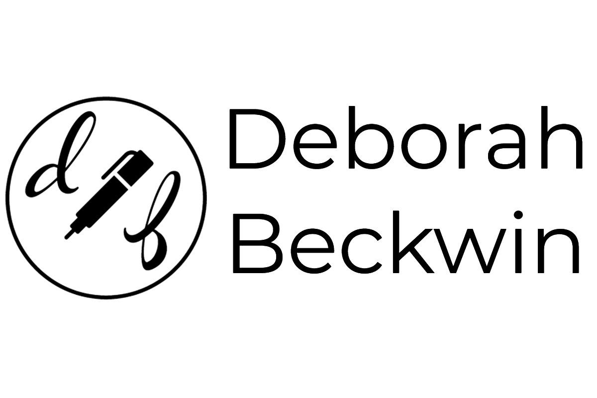Logo for Deborah Beckwin Content Marketing Writer